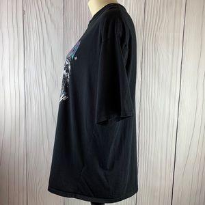 H&M Tops - Unicorn Believer Graphic T- Shirt H&M Medium Black